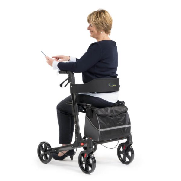 Multimotion Double Rollator in action