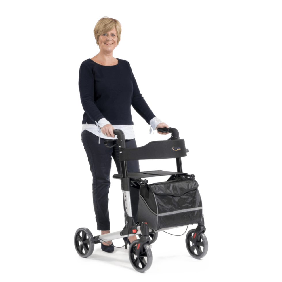 Miglior rollator - Lucas Mobility